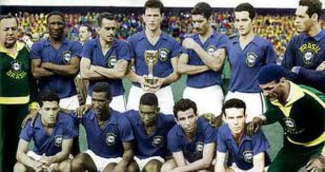 Brasil-Suecia, final