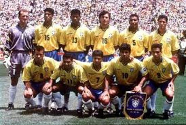 Brasil campeón por tercera vez