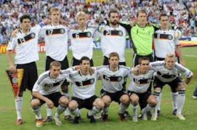 Segundo campeonato de Alemania