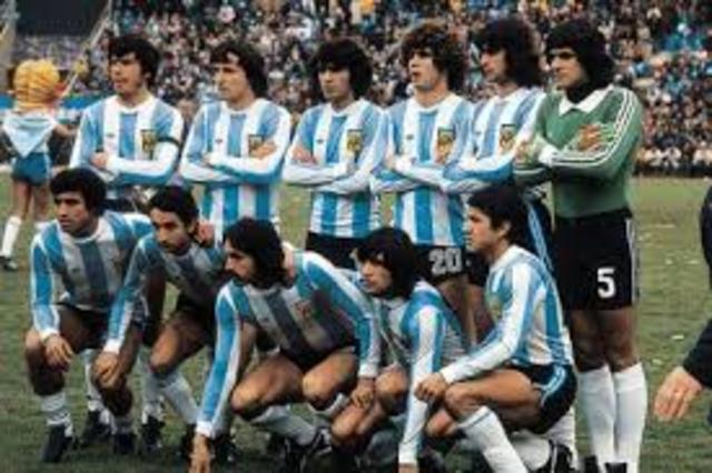 Primer copa de Argentina