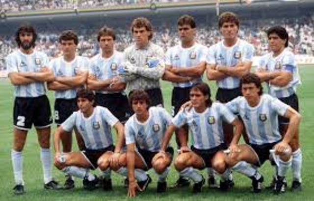 Segundo campeonato de Argentina