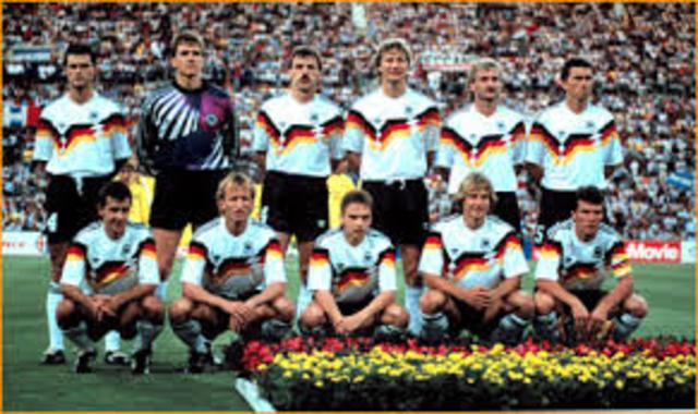 La revancha de Alemania