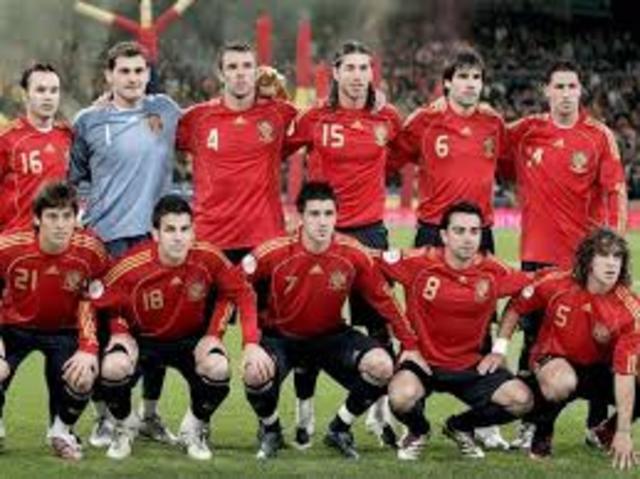 Primer copa de España