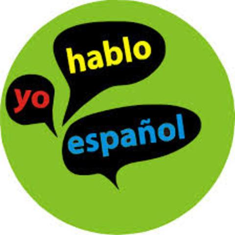 Learning Spanish:Cognative