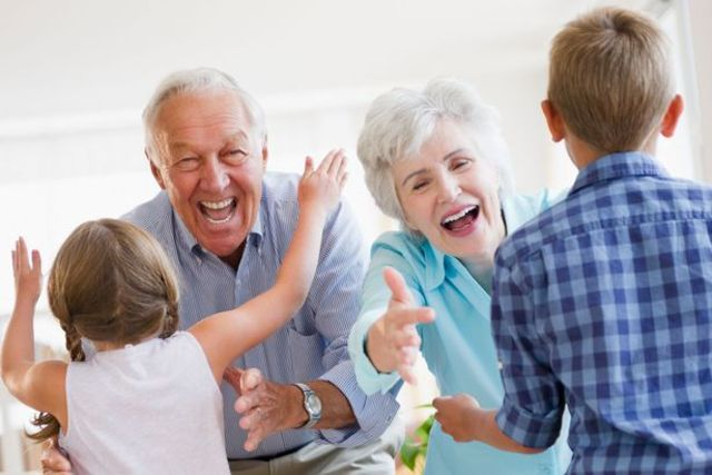 Relationship with Grandkids: Psychosocial