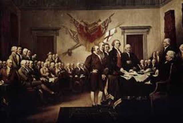 The Second Continental Congress meets in Philadephia