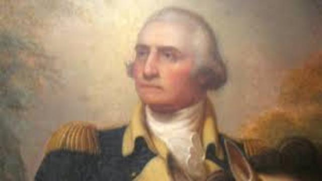 Washington assumes command of the Continental Army