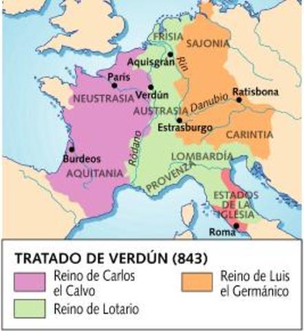 Tratado de Verdún