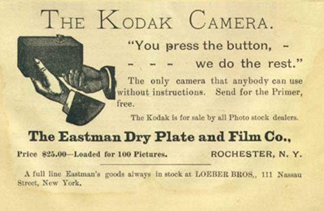 Cámara de fotografía instantánea