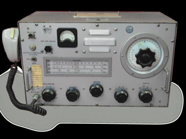 Pimera transmisión radiofónica