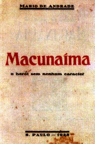Mário de Andrade - MACUNAÍMA