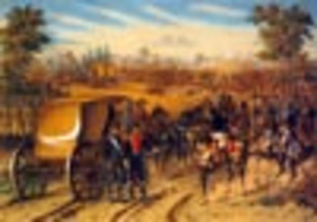 Hidalgo, Allende, Aldama, Jiménez y Abasolo son traicionados.