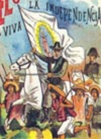 Hidalgo entra a Guadalajara.