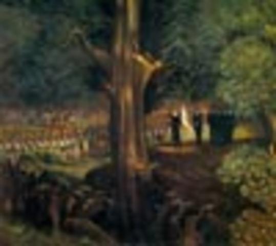 Victoria insurgente en el Monte de las Cruces