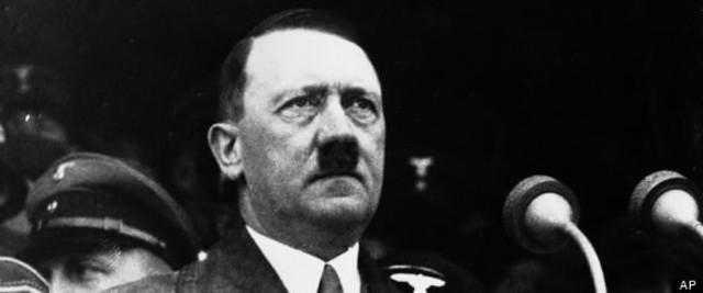 Hitler au Pouvoir