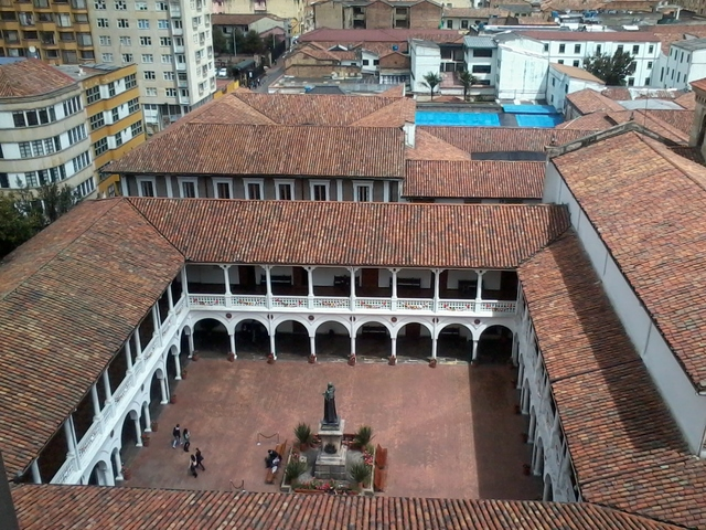 Colegio Mayor de Nuestra Señora del Rosario