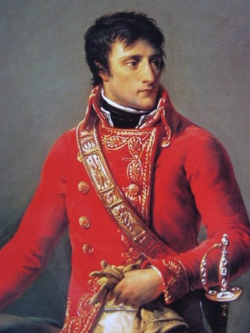 New constitution adopted, the people vote to appoint Napoleon First Consul for life