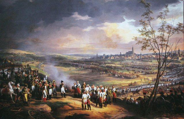 Napoleon defeats Austrians at Ulm