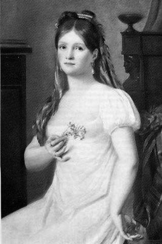 Marie Walewska first meets Napoleon