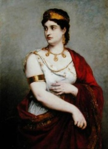 Napoleon encounters Madame Georges