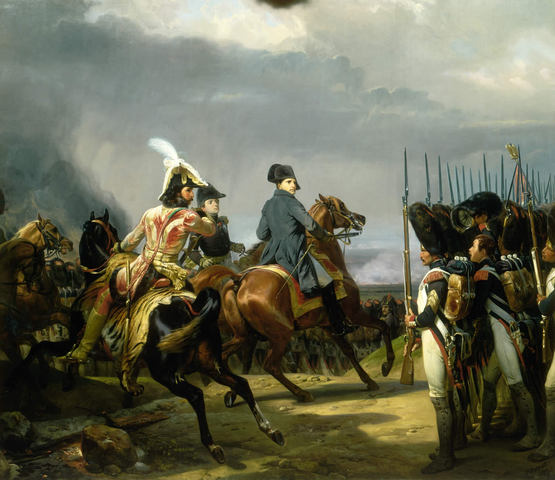 Prussia and Saxony defeated by Napoleon at Jena and Auerstadt