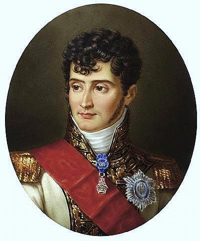 Jerome (Girolamo) Bonaparte born at Ajaccio