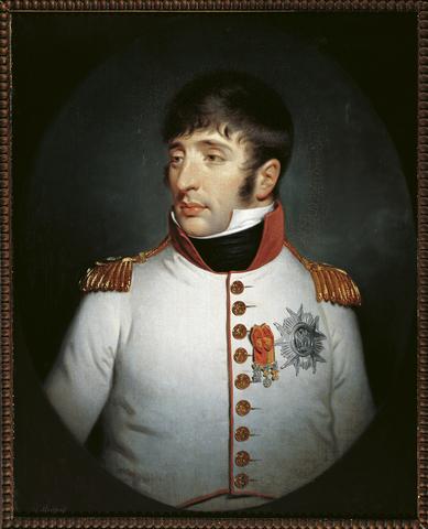 Louis (Luigi) Bonaparte Born at Ajaccio