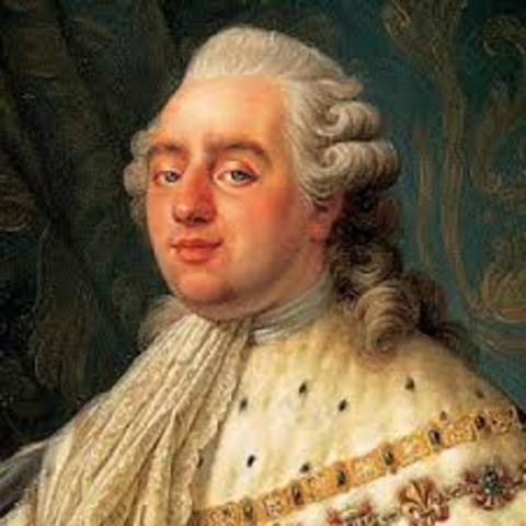 Louis XVI is proclaimed King of France