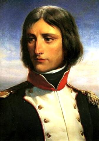 Napoleon politically active on Corsica