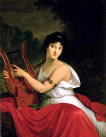 Napoleon's mistress, Eleonore, gives him an illegitimate son, Charles Leon Denuelle