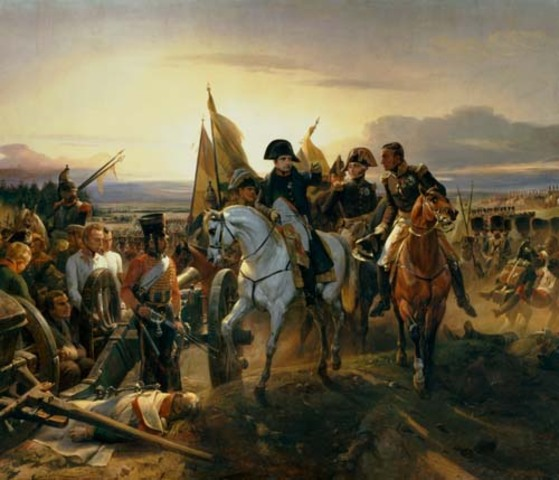 Victory against the Russians at the Battle of Friedland.