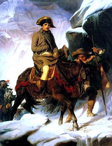 Napoleon's second Italian Campaign commences