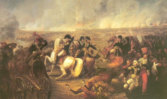 Battle of Wagram - Success for Napoleon, Austria loses territory and agrees to enforce the Continental System