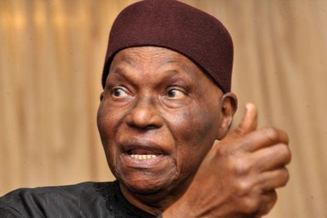 Naissance de Abdoulaye Wade
