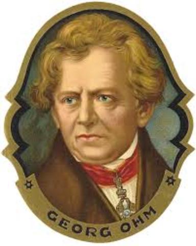 Georg Ohm - Ohm's Law