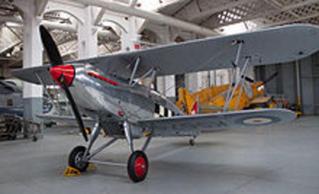 """""""Beautiful"""" Hawker Fury"""