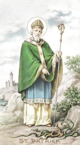 Irish Missionaries