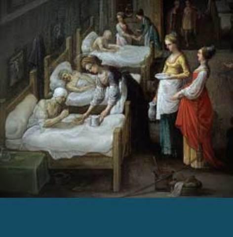 Spread of Smallpox