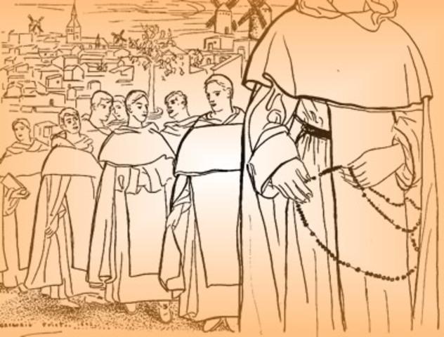 Orden de los dominicos