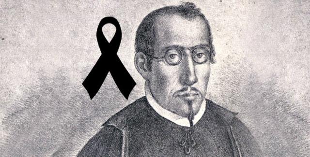Muere Carlos de Sigüenza y Gongóra