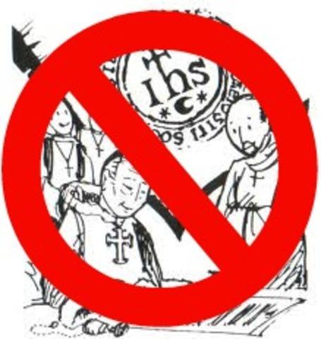 Expulsion de los Jesuitas