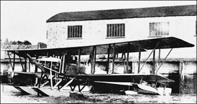 Sopwith Special torpedo seaplane Type C