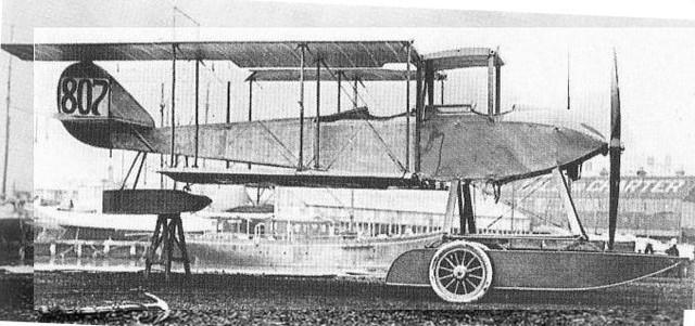 Sopwith Type 807