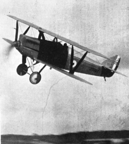 Hawker Hornbill