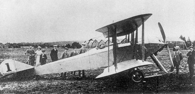 Sopwith Two-Seat Scout