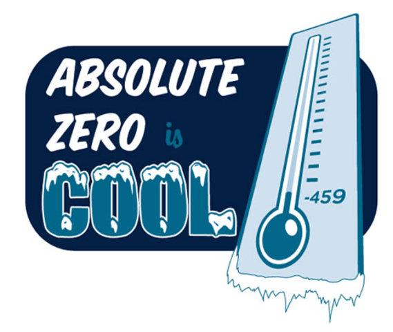 Lord Kelvin's absolute zero