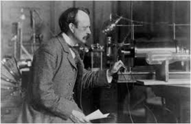 Joseph Thomson Discovers the Electron