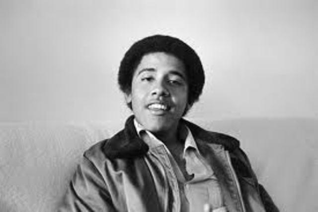 Obama comme travailleur socio
