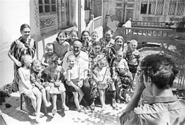 эвакуированных с оккупированных районов СССР