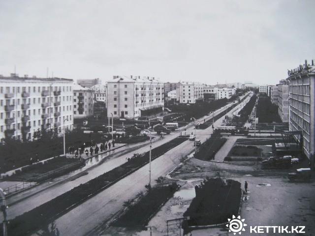 переименование в Целиноград